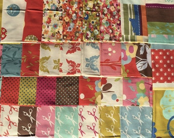 SALE : MoMo Wonderland moda fabrics 35 FQ set  Please Read