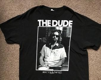 The Big Lebowski The Dude T shirt