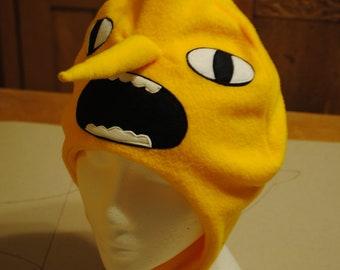 Adventure Time Inspired Lemongrab Hat