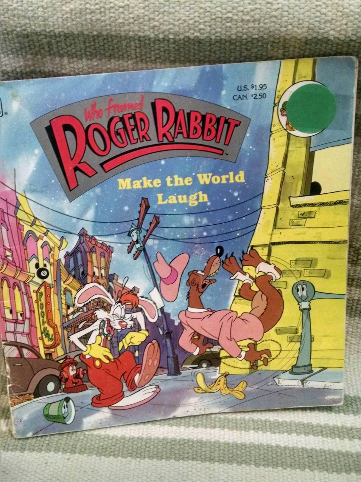 Falsches Spiel mit Roger Rabbit \'Machen die Welt zum