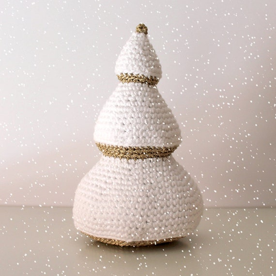 Christmas Tree - Christmas Toys. Crochet, Handmade, Amigurumi Toy, Made to Order, Decorative Art, Cute Gift, Home Decor, DIY, Winter Crafts