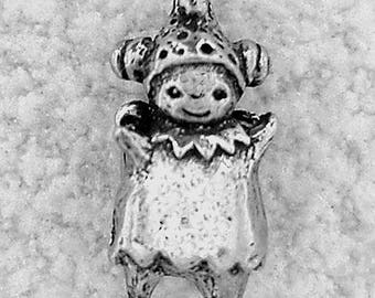Green Girl Studios Pewter Tooth fairy Charm