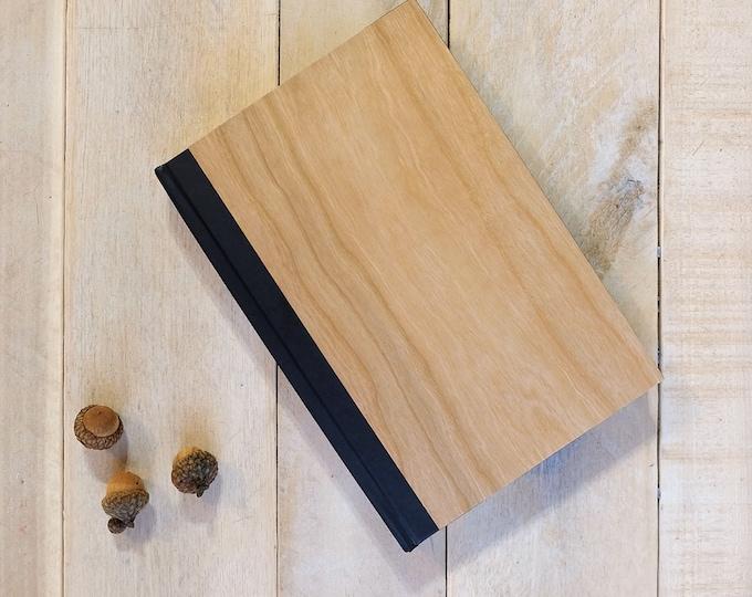 Natural Wood Sketchbook
