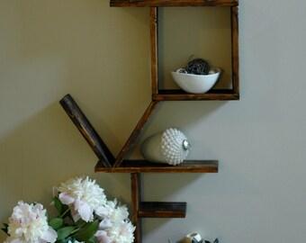 Rustic Love Shelf, Pallet Wood Love Shelf, Pallet Shelf, Rustic Wall Decor, Love Decor, Love Wall Decor, Wood Decor, Modern Shelf,