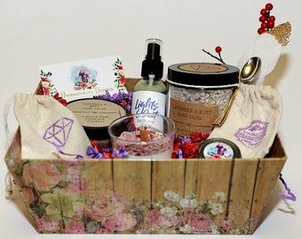 Amethyst Spa Indulgence Gift Set