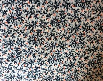 Tana lawn fabric from Liberty if London, Josue