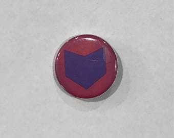 Hawkeye Pinback Button
