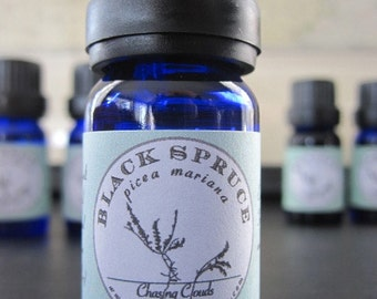 Black Spruce Essential Oil - Wildcraft - Aromatherapy - Essential Oil - Essential Oils