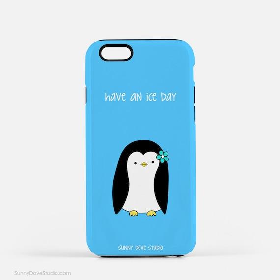penguin iphone 7 phone cases