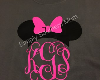 Disney Family Mickey and Minnie Shirts.