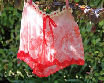 Reduced - Vintage Silk Chiffon, French Knickers