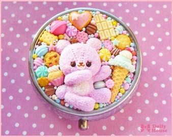 Pill / Candy case by Dolly House