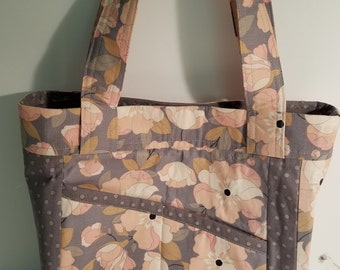 Pretty In Pink Med. Tote Bag