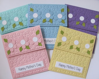 Mother's Day Gift Card Holder, Mother's Day Card, Mother's Day Gift, Gift for Mom, Happy Mother's Day Gift, Flower Gift Card Holder
