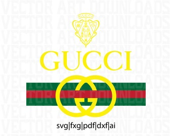 Gucci Clipart | Etsy