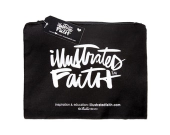 Illustrated Faith Get It Together Pouch