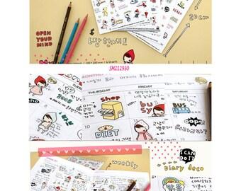 Stickers Little Friend SM212930