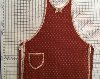 Women's apron bib