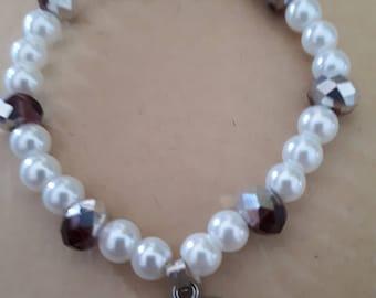 Sweet 16 Charm Bracelet stretchy