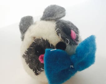 Felt Friends Giant Panda