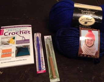 Crochet Set for Beginners