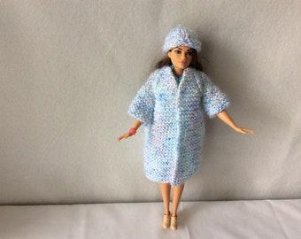 Coat for curvey Barbie