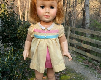 Chatty Chaty doll vintage 1960