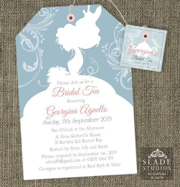 Bride silhouette shower tea invitations bridal hi on vintage tea bridal shower tea invitations bride silhouette shower tea invitations bridal hi on vintage tea party bridal filmwisefo