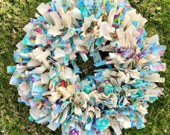 Eggcellent Easter Egg Wreath