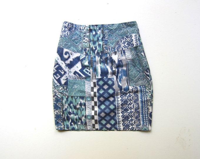 80s Mini Skirt