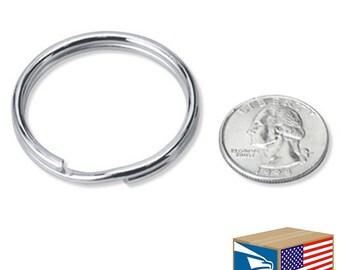 Keyring etsy sg 100 lot split key rings 38mm 1 12 15 keyrings keychain solutioingenieria Image collections