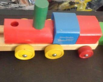 strombecker train apart