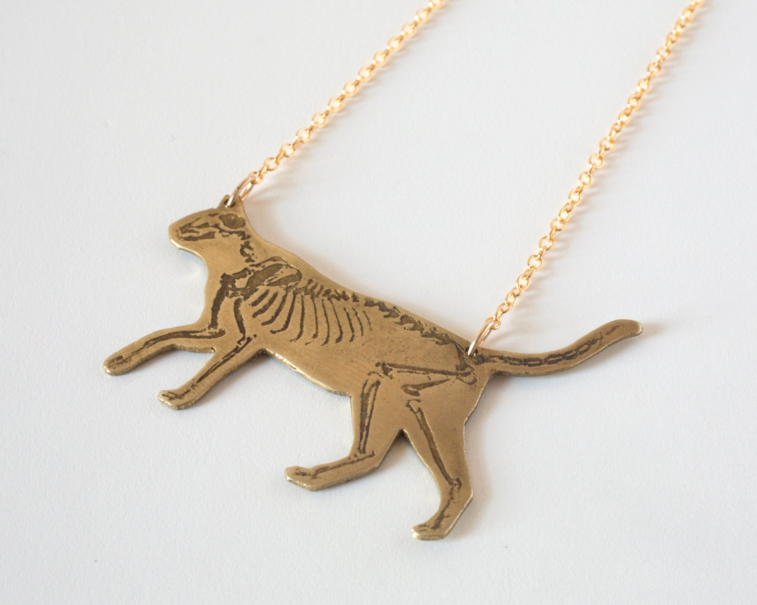 boutique justin st bo s little necklace cat sleeping pendant