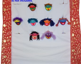 11. Puppet Theatre Instructions by Church Puppets