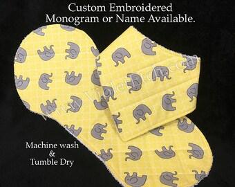 Baby Shower Gift, Bandana Bib, Burp Cloth, Baby Gift Set, Bib and Burp Cloth, Baby Bib, Drool Bib,