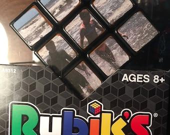 Personalized rubix cube!