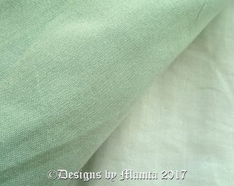 Mint Green Indian Art Silk Fabric By Yard, Dupioni Silk Fabric, Curtain Material, Artificial Silk, Bridesmaid Wedding Material, Silk Fabric