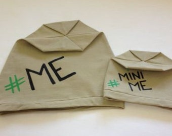 Mommy and Me outfits, Daddy and son gift, Mommy and Me hats, Gift for men