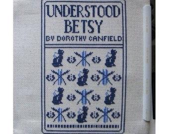 Understood Betsy Cross-Stitch Pattern