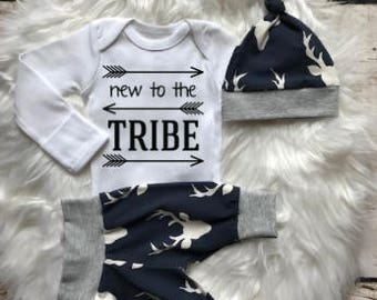 BABY BOY Coming Home Outfit/Baby Boy/Personalized/Baby Hat/Baby Shower Gift/Summer/Baby Boy Gift/Clothes/New Mom/Expecting Mom Gift/Newborn
