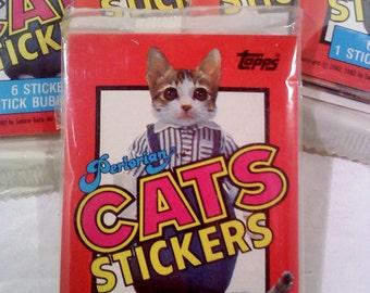 Trading Cards-Perlorian CATS