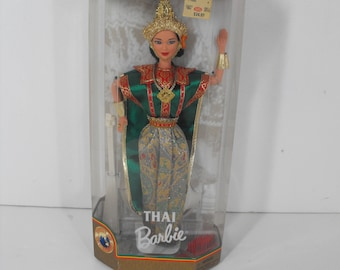 Thai Barbie Dolls of the World Collectors Series  (1515)