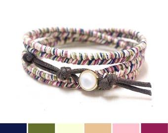 Fall Bracelet, Braided Bracelet, Autumn Jewelry Trends, Braided Boho Bracelet, Festival Jewelry Bracelet, Autumn Bracelet, Fall Accessories