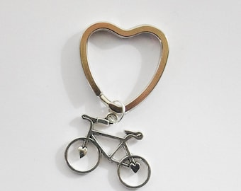 Cycling Gifts Under 20, Bicycle Accessories, Cyclist Keychain, Bike Gifts, Cyclist Accessories, Bicycle Keychain, Bike Accessories