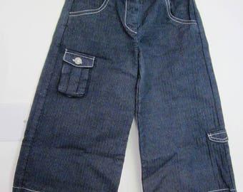 Boho baby pants