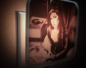 Amy Winehouse Night Light