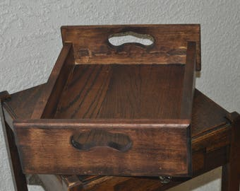 Hard Wood Storage/Display Box