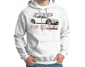 HOODIE Ron Fellows Special Edition Corvette