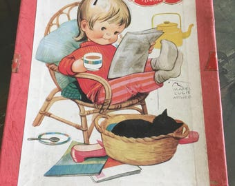 """Vintage victory """"mabel lucie attwell """" jigsaw"""