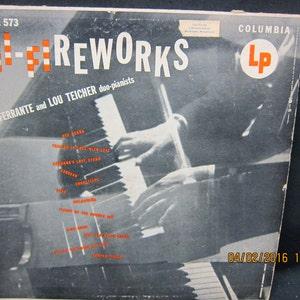 Ferrante & Teicher Fireworks - Columbia  Records